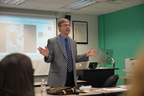 Associate Professor Anthony Hatcher