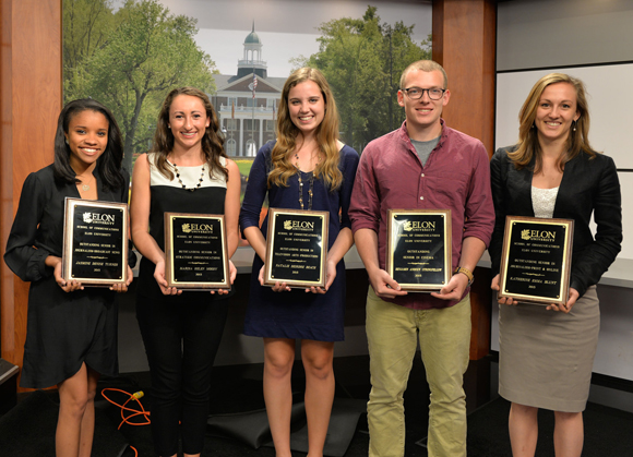 School celebrates outstanding students, faculty